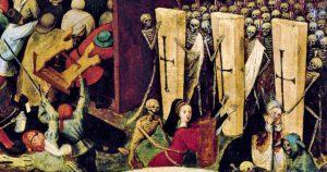 La Peste Negra del siglo XIV