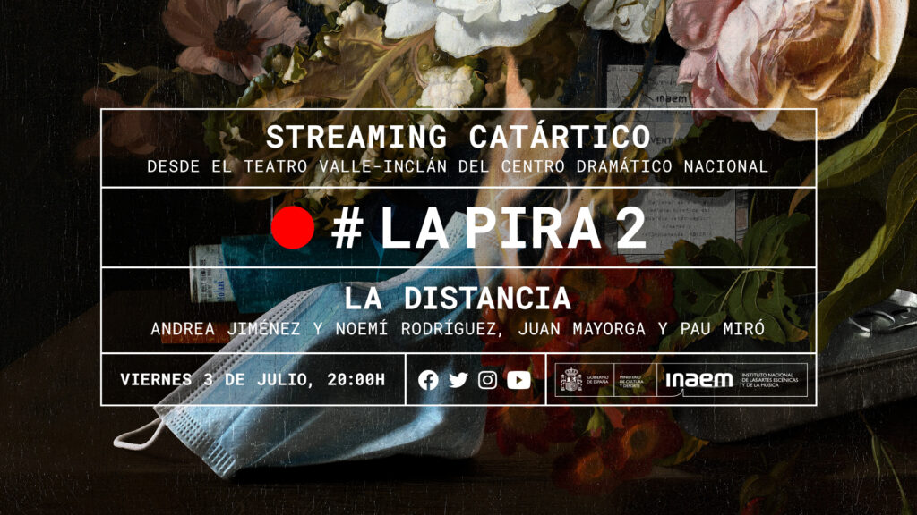 La distancia, dentro de la trilogia #LaPira de #LaVentanadelCDN