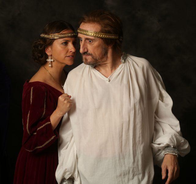 Eduardo II, Ojos de niebla; crítica teatral