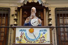 Antigua Relojería de la calle de la Sal