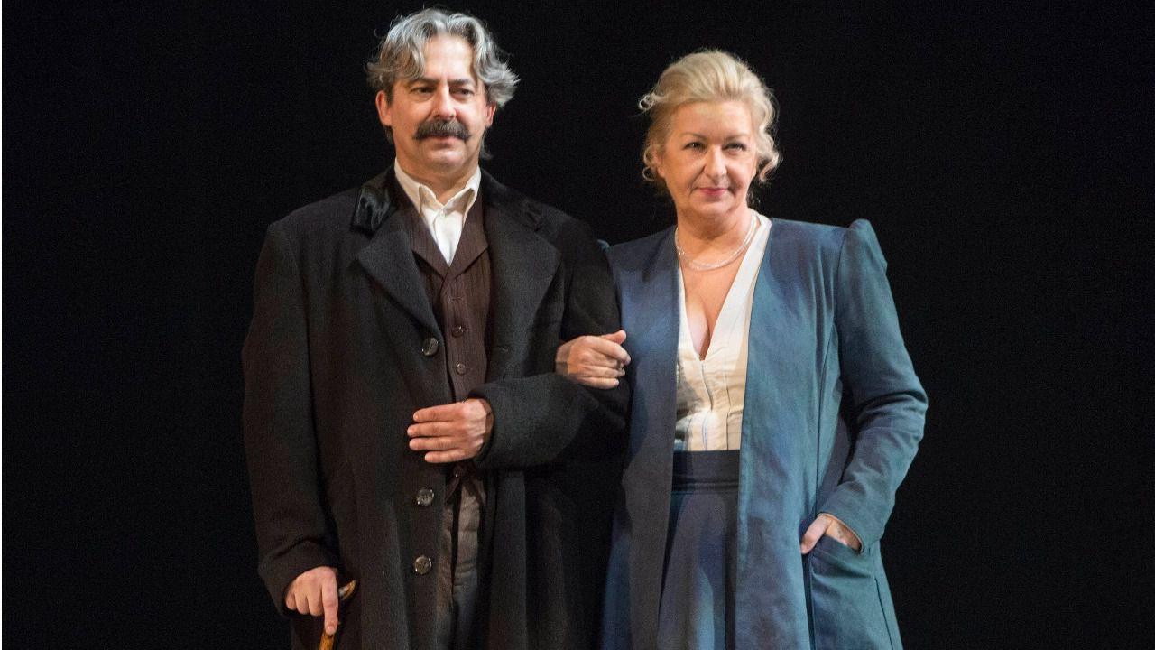 Jesús Noguero y Amparo Fernández