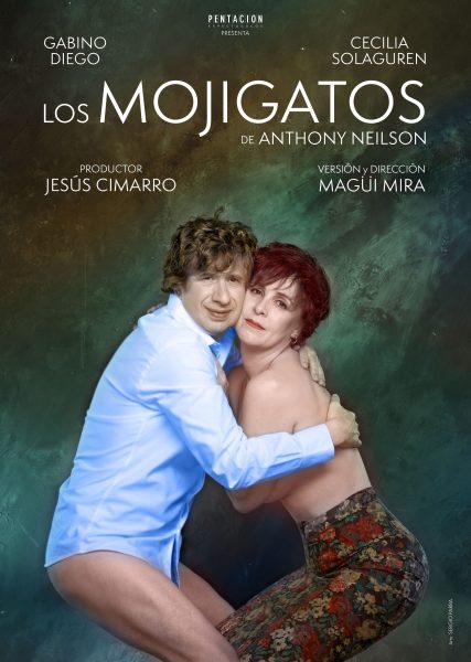 """cartel de """"Los mojigatos"""""""