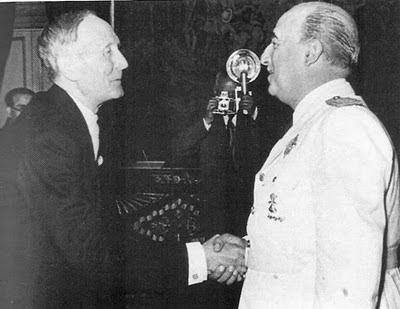 Franco y Azorín