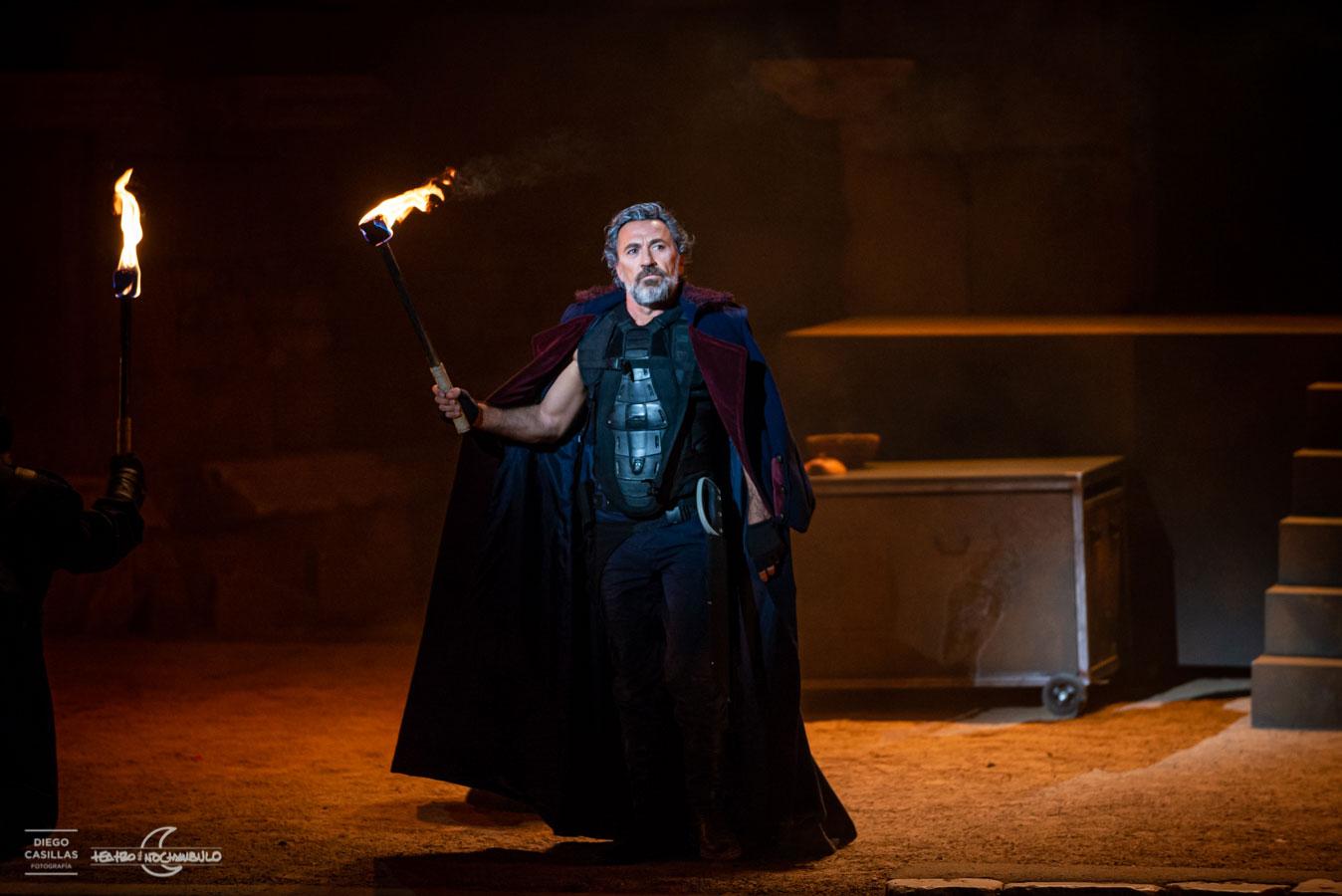 Tito Andrónico, crítica teatral