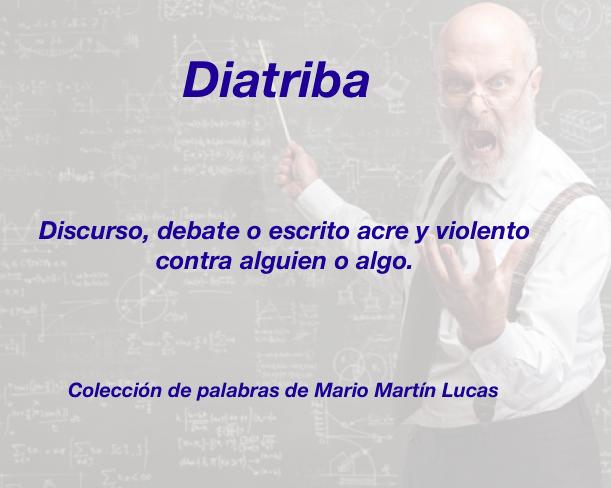 Diatriba