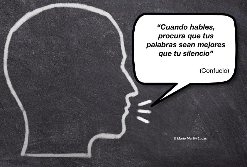 El silencio como palabra