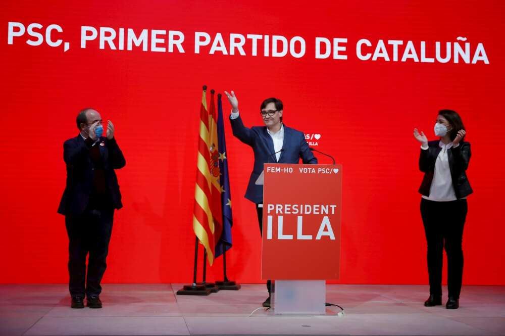 Reflexiones sobre los resultados electorales del 14-F en Cataluña