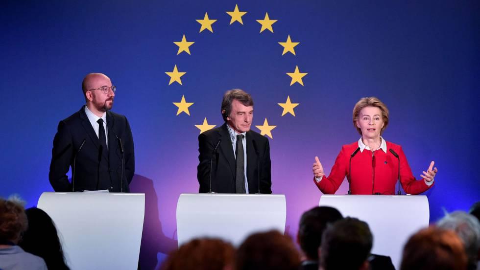 Falta de liderazgo en Europa
