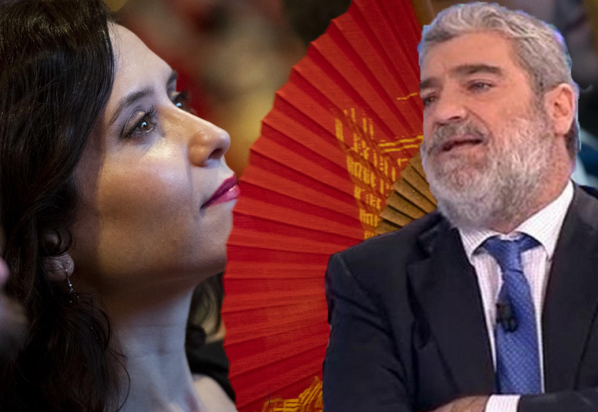 Isabel Díaz Ayuso pone nervioso a Pablo Casado