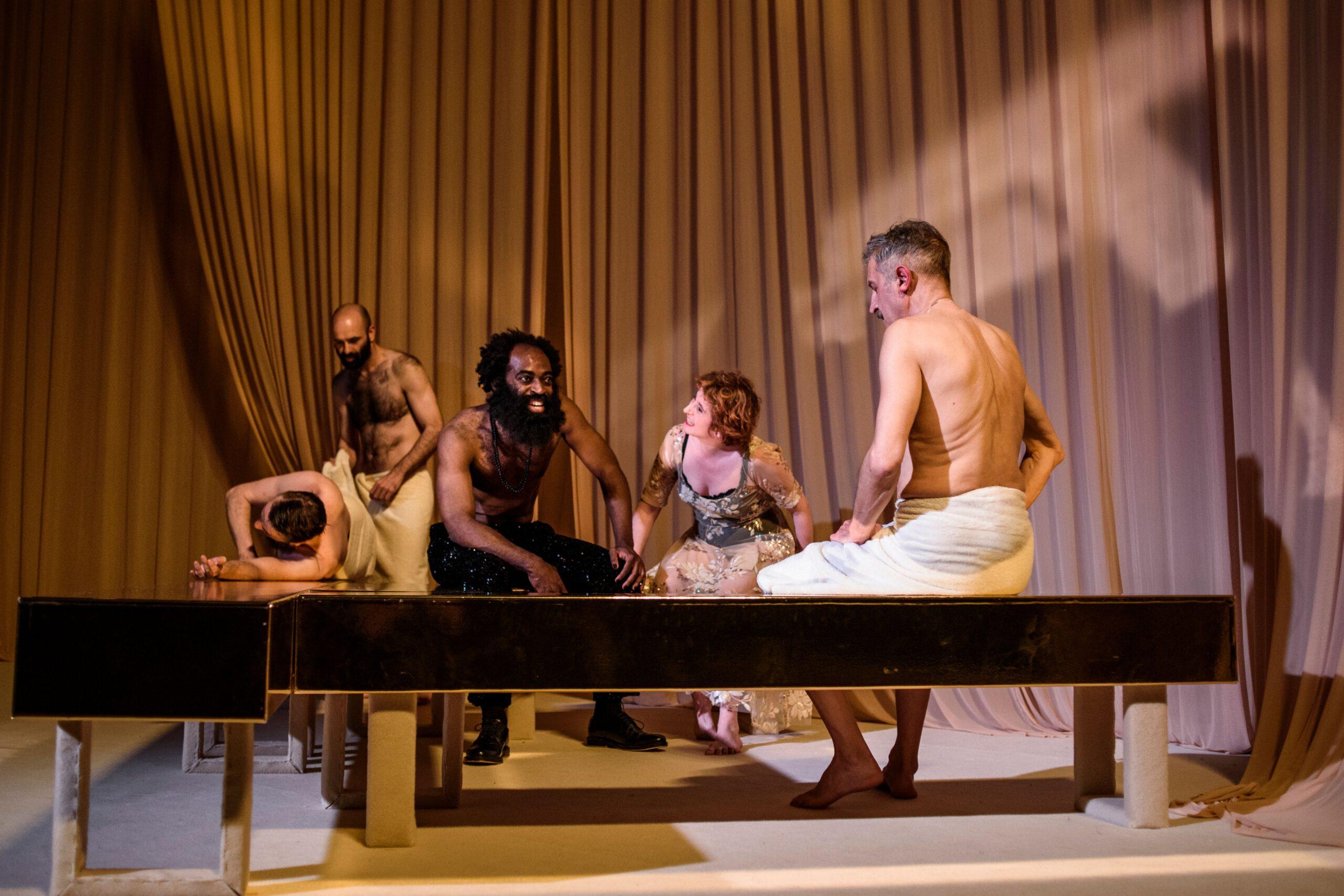 Othello, crítica teatral