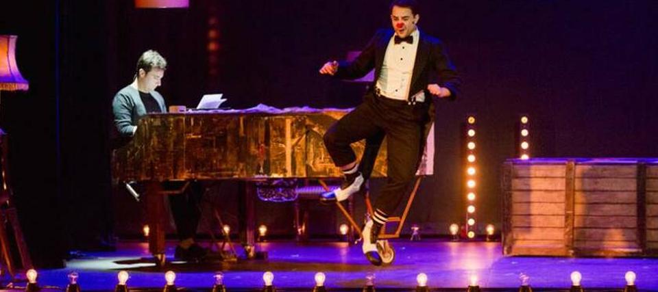 The Clown, crítica teatral