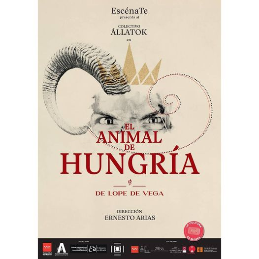 El animal de Hungría, crítica teatral