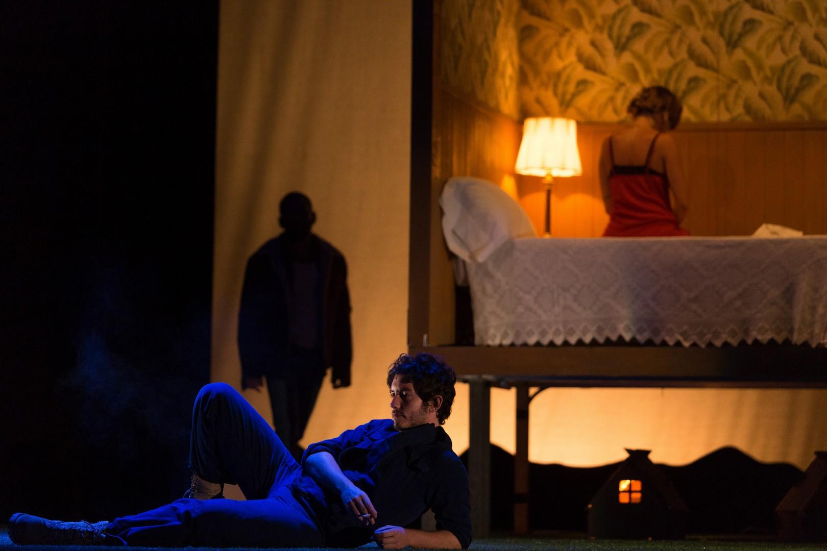La pasión de Yerma, crítica teatral