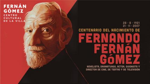 homenaje a Fernán Gómez