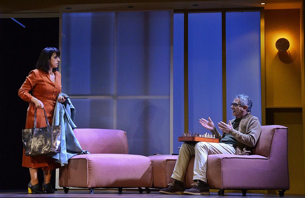 Onán, crítica teatral