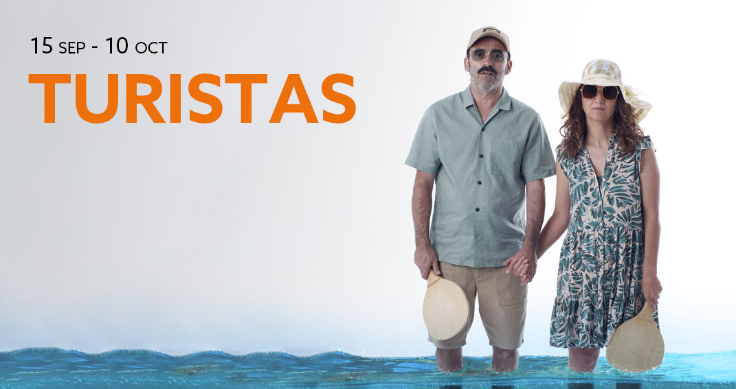 Turistas, crítica teatral